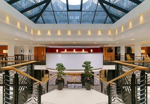Cologne Marriott Hotel - Pl sch Bar   Lounge