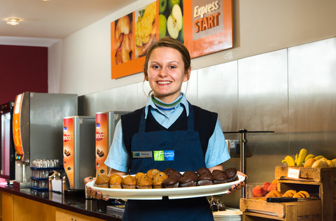 Holiday Inn Express HAMILTON - Got an allergy or intolerance  Speak to one of our helpful team