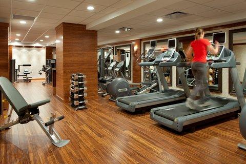 Hutton Hotel - Hutton Fitness Center
