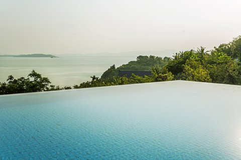 Point Yamu By Como - Pool at The Villa