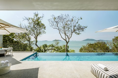 Point Yamu By Como - Two Bedroom Pool Villa SSundeck