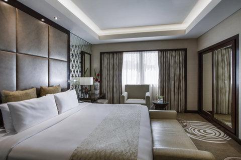 فندق كراون بلازا ديرة دبي - Presidential Suite