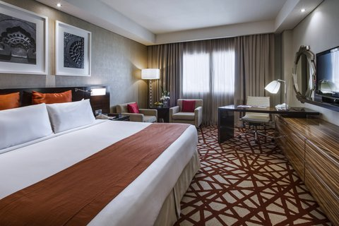 فندق كراون بلازا ديرة دبي - Deluxe Room