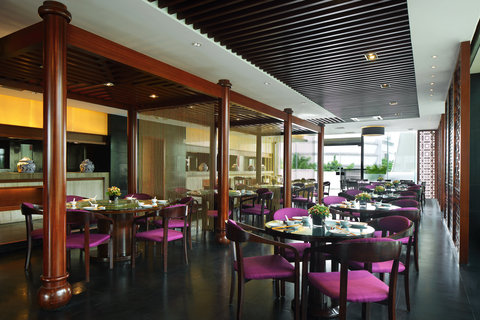 Crowne Plaza GUANGZHOU SCIENCE CITY - Restaurant