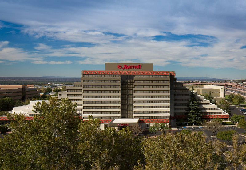 ABQ MARRIOTT PYRAMID NORTH