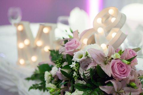 Park Inn Thurrock - Wedding Decor