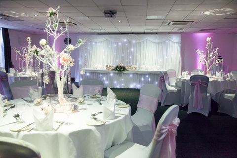 Park Inn Thurrock - Wedding Suite