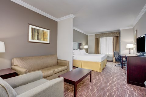 Holiday Inn Express & Suites GALLIANO - Suite Holiday Inn Express and Suites Cutoff Louisiana