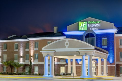 Holiday Inn Express & Suites GALLIANO - Hotel Exterior Holiday Inn Express and Suites Cutoff Louisiana