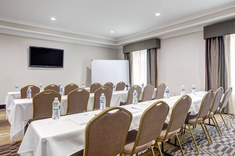 Holiday Inn Express & Suites GALLIANO - Meeting Room Holiday Inn Express and Suites Cutoff Louisiana