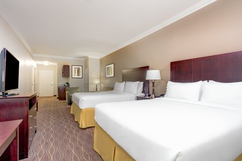 Holiday Inn Express & Suites GALLIANO - Two Queen Suite Holiday Inn Express Cut Off Louisiana