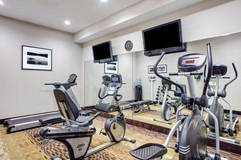 Holiday Inn Express & Suites GALLIANO - Fitness Center Holiday Inn Express Cutoff Louisiana