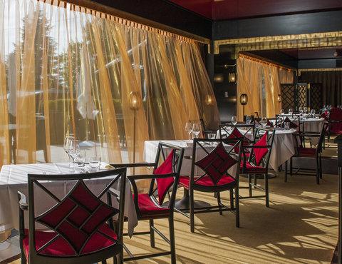 日内瓦香格里拉酒店及温泉 - Tse Fung Restaurant - Veranda