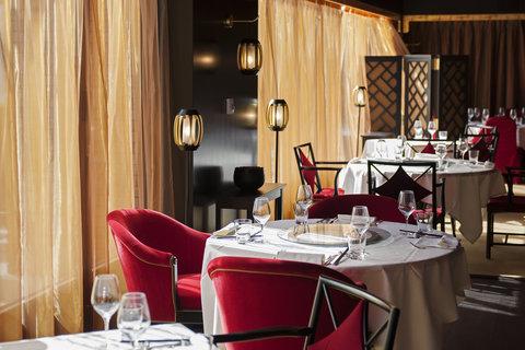 日内瓦香格里拉酒店及温泉 - Tse Fung Restaurant