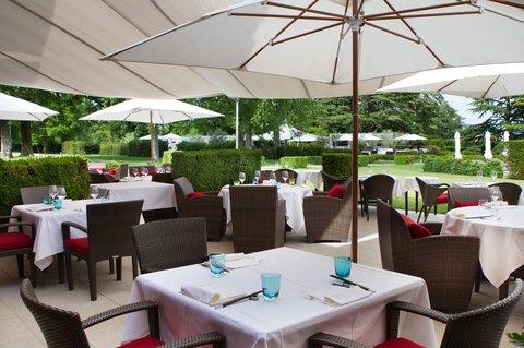日内瓦香格里拉酒店及温泉 - Tse Fung Restaurant - Terrace