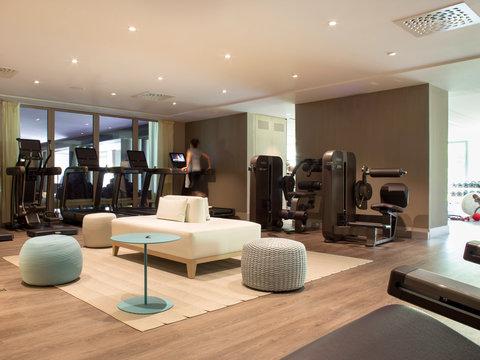 日内瓦香格里拉酒店及温泉 - Fitness