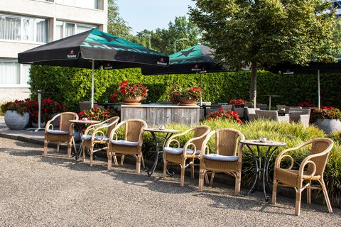 Holiday Inn EINDHOVEN - Guest Patio