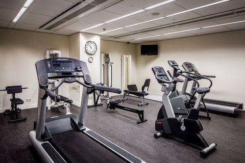 Holiday Inn EINDHOVEN - Mini Gym