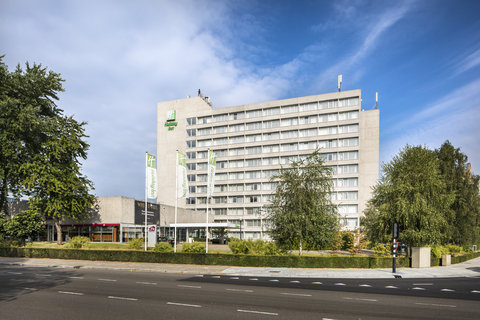 Holiday Inn EINDHOVEN - Our city center hotel by day