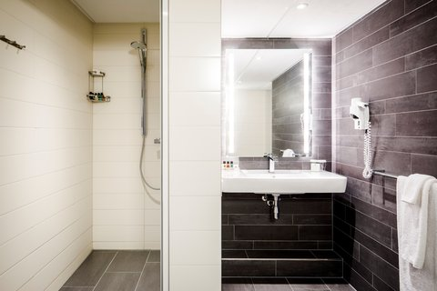 Holiday Inn EINDHOVEN - Presidential Suite - Shower