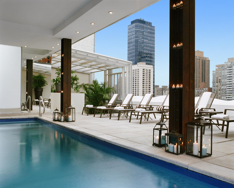 The Empire Hotel Rooftop Bar And Lounge In New York Ny 10023 Citysearch