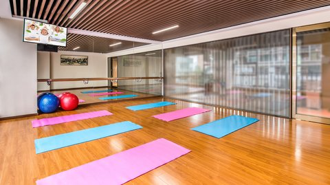 Springdale Serviced Residence - Springdale Yoga Room