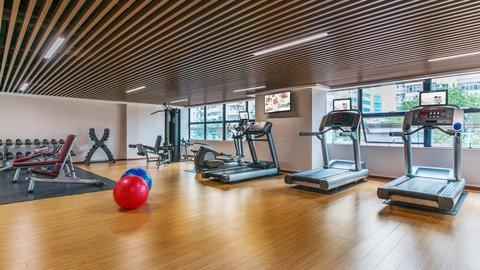 Springdale Serviced Residence - Springdale Gym