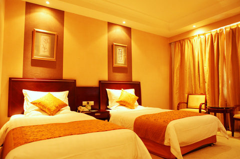 Yungang International - Deluxe Twin Room