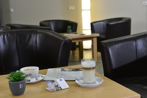 Comfort Hotel Lichtenberg - NON REFUNDABLE ROOM - Lobby