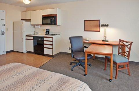 Candlewood Suites EMPORIA - Room Feature