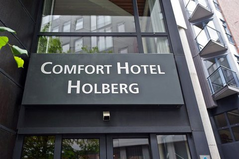 Comfort Hotel Holberg - Exterior