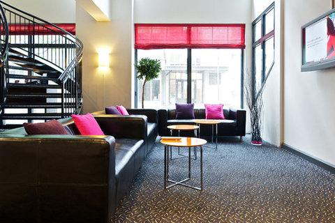 Comfort Hotel Holberg - Lobby