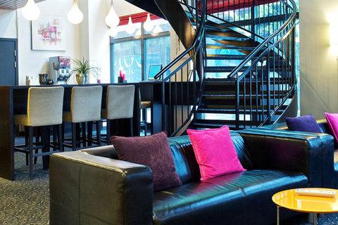 Comfort Hotel Holberg - Lounge