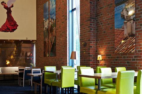 Comfort Hotel Holberg - Restaurant