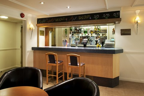 Holiday Inn A55 CHESTER WEST - Bar and Lounge