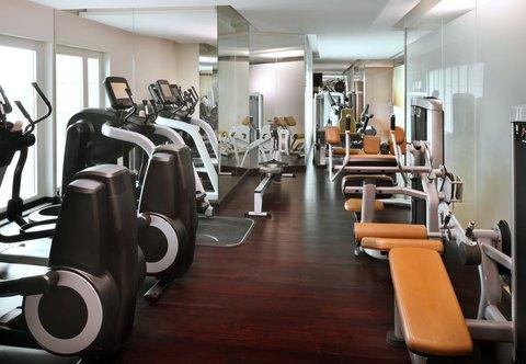 فندق ماريوت هاربر دبي - Fitness Center