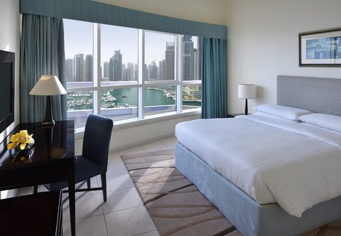 فندق ماريوت هاربر دبي - Suite - Queen Bedroom