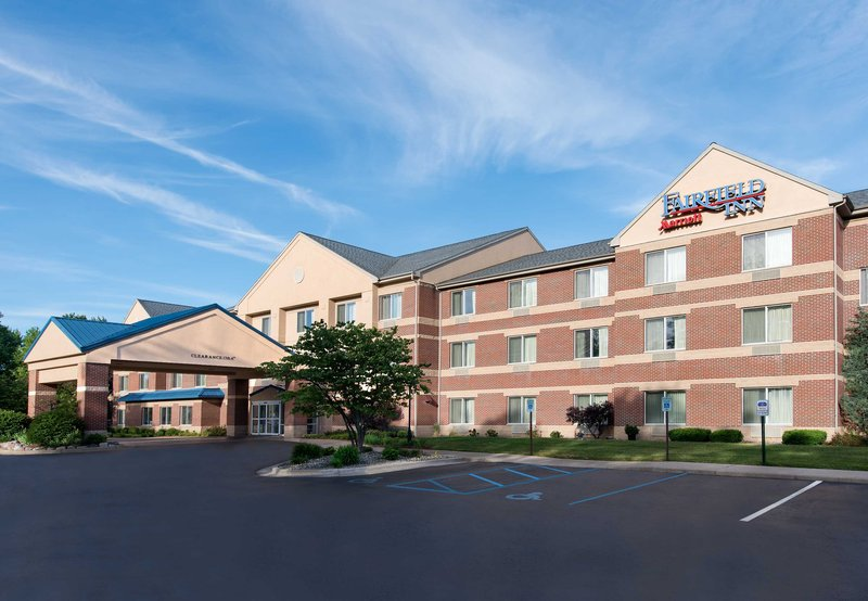 FAIRFIELD INN BATTLE MARRIOTT
