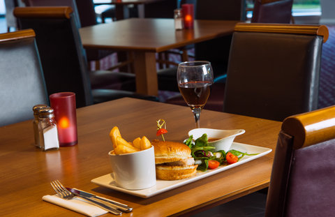 Holiday Inn Express CAMBRIDGE - Which one of our delicious burgers will you choose