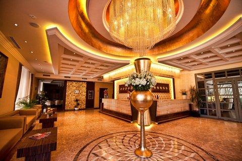 National Hotel - Lobby