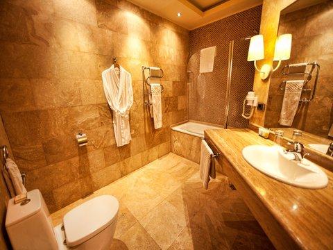National Hotel - Bathroom Deluxe