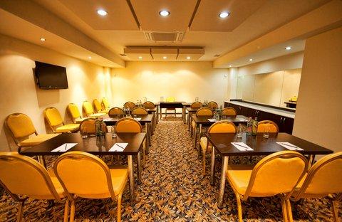 National Hotel - Meeting Room