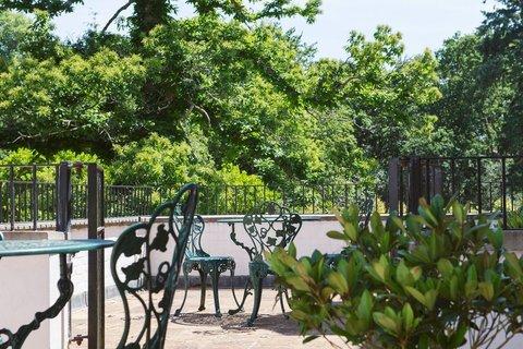 Moorhill House - Patio