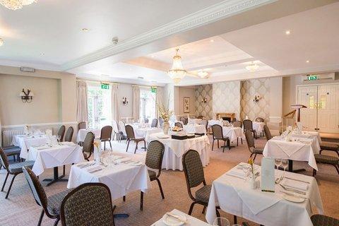 Moorhill House - Restaurant