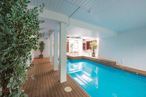 Moorhill House - Pool