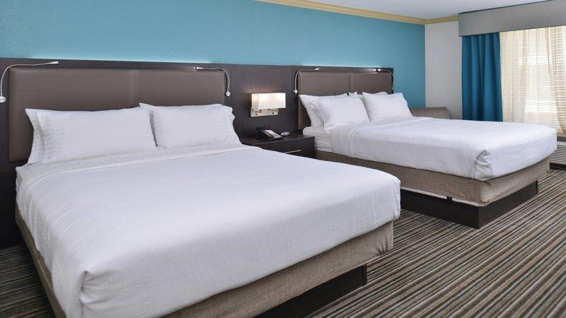 Holiday Inn Express & Suites CORPUS CHRISTI-N PADRE ISLAND - Corpus Christi, TX