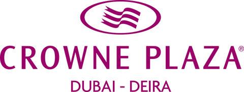 فندق كراون بلازا ديرة دبي - Hotel Logo L Colors