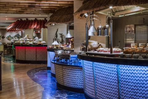 فندق كراون بلازا ديرة دبي - Spice Island Buffet 2