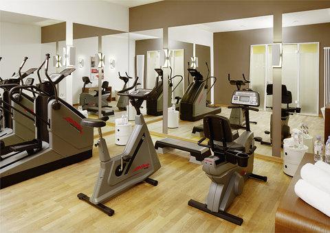 25hours Hotel Hamburg No 1 - Fitness Room