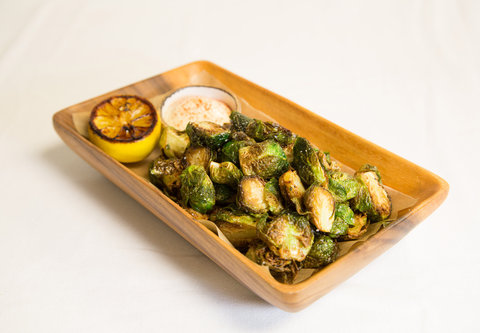 Courtyard Philadelphia South at The Navy Yard - Crispy Brussels Sprouts